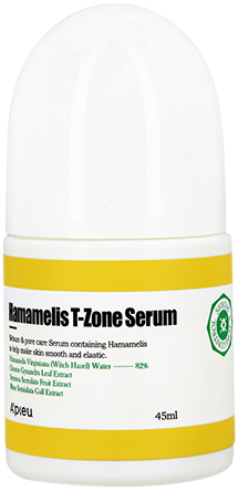 A'PIEU~Сыворотка для Т-зоны с экстрактом гамамелиса~Hamamelis T-Zone Serum